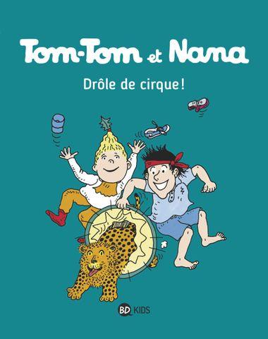 Couverture de «Drôle de cirque !»