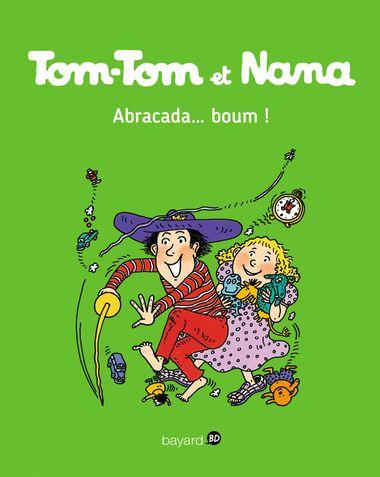 Couverture de «Abracada…boum !»