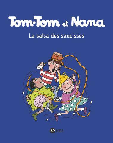 Couverture de «La salsa des saucisses»
