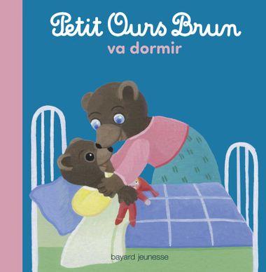 Couverture de «Petit Ours Brun va dormir»