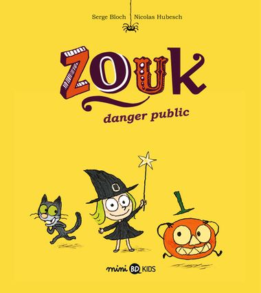 Couverture de « Danger public »