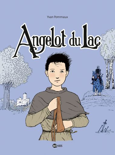 Couverture de « Angelot du lac collector »
