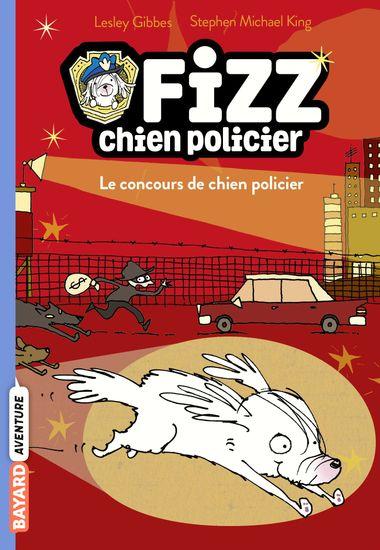 Couverture de «Le concours de chien policier»
