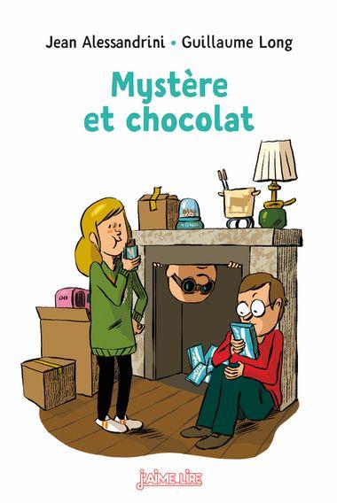 Couverture de «Mystère et chocolat»