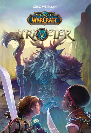 Couverture de « Traveler »