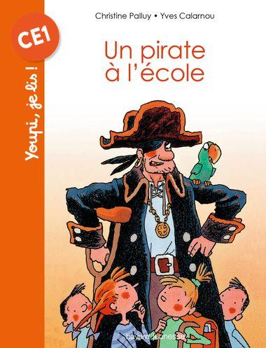 Couverture de «Un pirate à l'école»