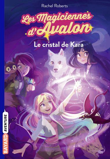 Couverture de «Le cristal de Kara»