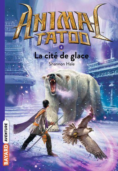 Couverture de «La cité de glace»