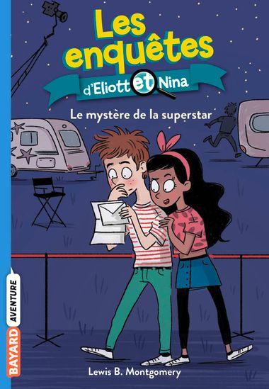 Couverture de «Le mystère de la super star»
