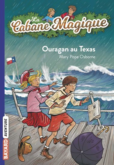 Couverture de « Ouragan au Texas »