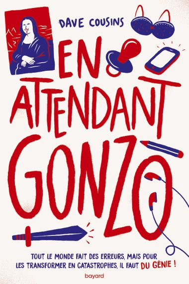 Couverture de «En attendant Gonzo»