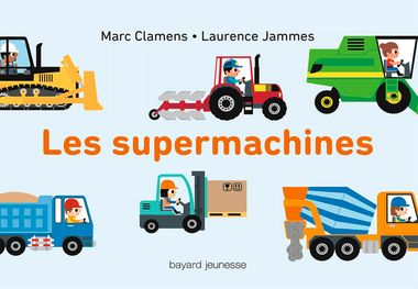 Couverture de « Les supermachines »