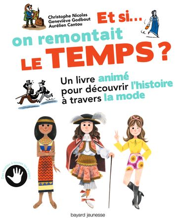 Couverture de « Et si on remontait le temps ? »
