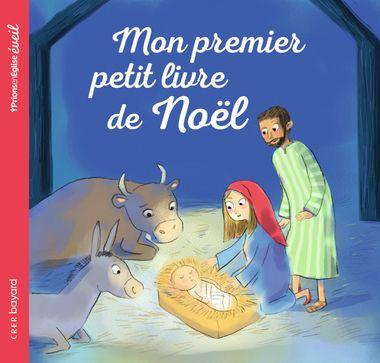 Couverture de «Mon premier petit livre de Noël»