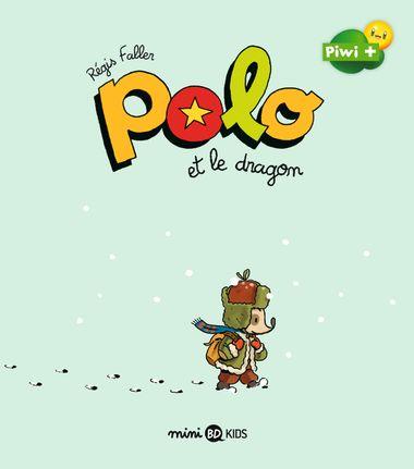 Couverture de «Polo et le dragon»