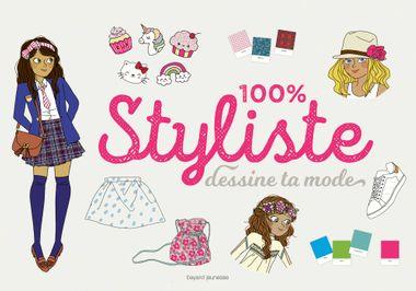 Couverture de «100 % styliste»
