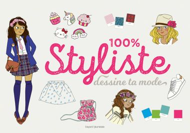 2e957746499 100 % styliste - Bayard Editions