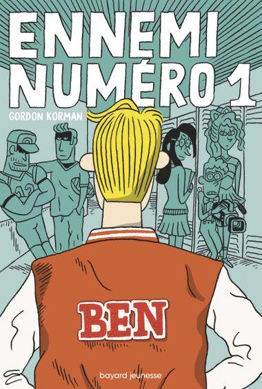 Couverture de «Ennemi numéro 1»