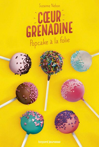 Couverture de « Pop cake à la folie »