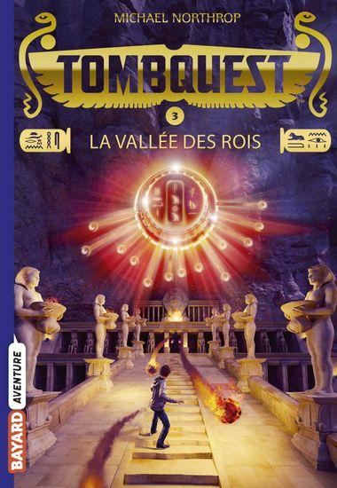 Couverture de «La vallée des rois»