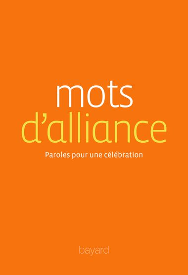 Couverture de « Mots d'alliance »