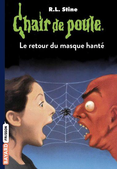Couverture de «Le retour du masque hanté»