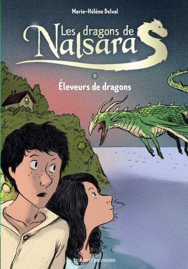 Couverture de «Éleveurs de dragons»