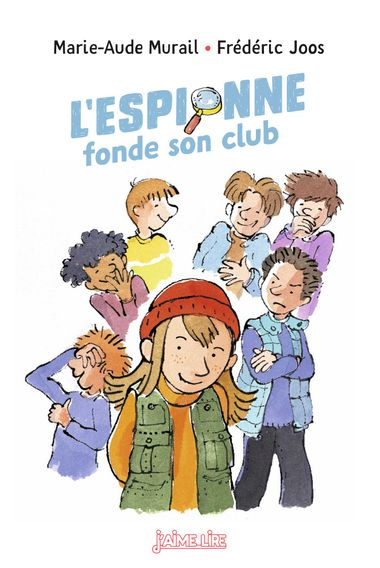 Couverture de « L'espionne fonde son club »
