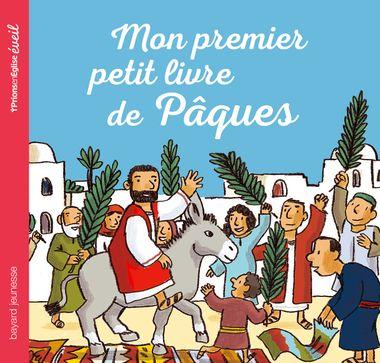 Couverture de «Mon premier petit livre de Pâques»