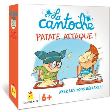 Couverture de «Jeu La cantoche – Patate Attaque !»