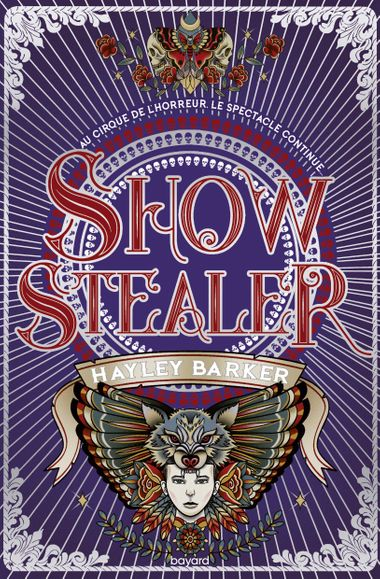 Couverture de « Showstealer »