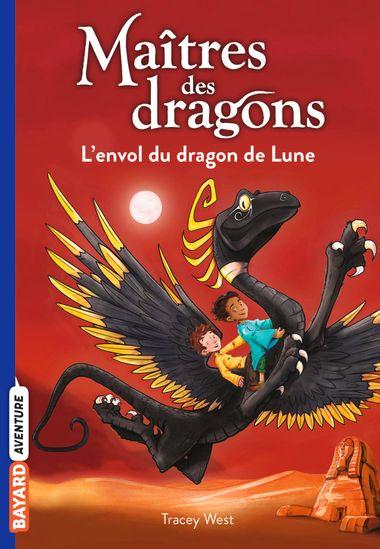 Couverture de «L'envol du dragon de Lune»
