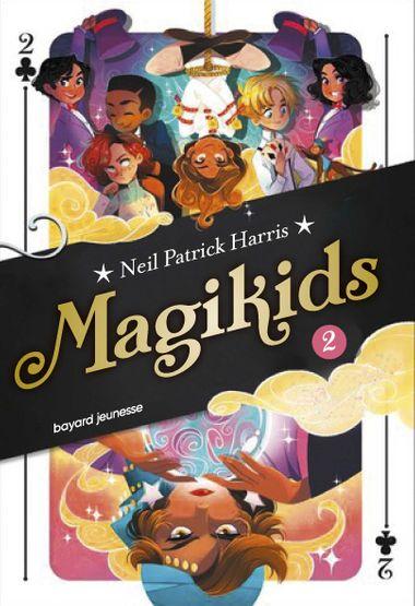 Couverture de «Magikids 2»