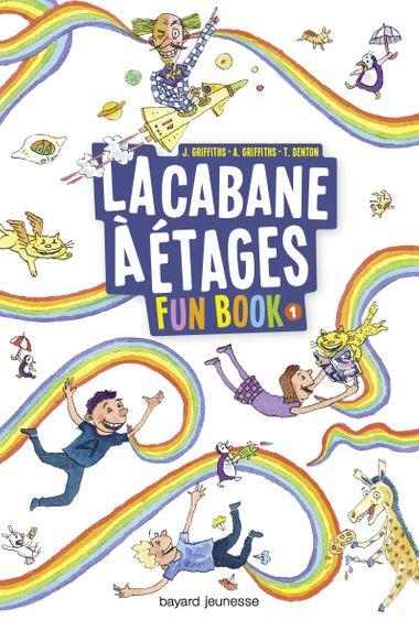 Couverture de «La cabane à étages Le fun book»
