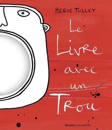 Couverture de «Le livre avec un trou»