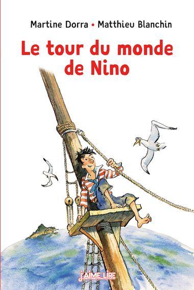 Couverture de «Le tour du monde de Nino»