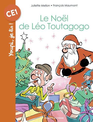 Couverture de «Le Noël de Léo Toutagogo»