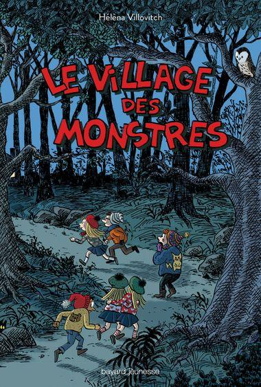 Couverture de «Le village des monstres»