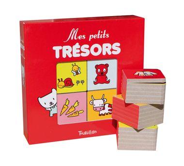 Couverture de «Mes petits trésors»