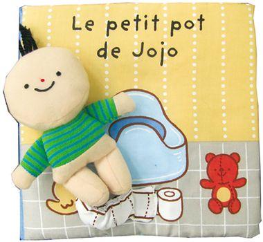 Couverture de «Le petit pot de Jojo»