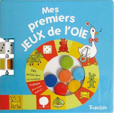 Couverture de «Mes premiers jeux de l'oie»