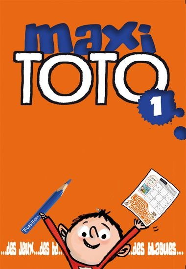 Couverture de «Maxi Toto 1»