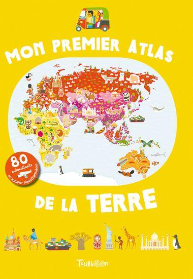 Couverture de «Mon premier atlas de la Terre»