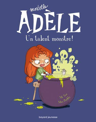 Couverture de «Un talent monstre !»