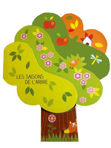 Couverture de «Les saisons de l'arbre»