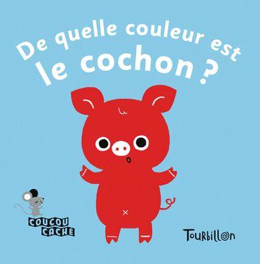 Couverture de «De quelle couleur est le cochon ?»