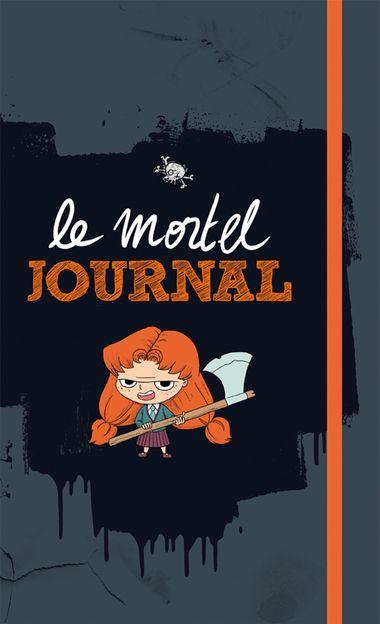 Couverture de «Mortelle Adèle – Le mortel journal»