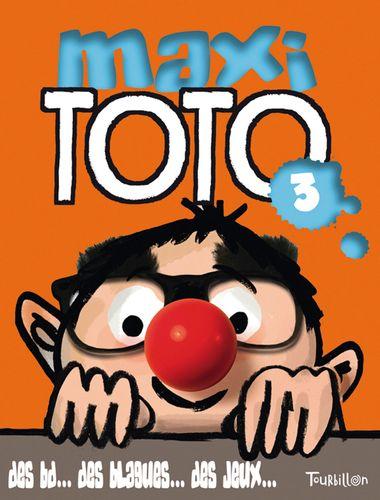 Couverture de «Maxi Toto 3»