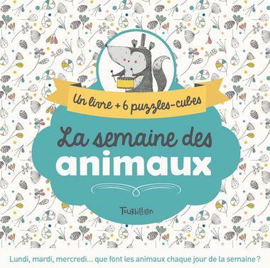 Couverture de «La semaine des animaux»