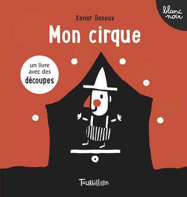 Couverture de «Mon cirque»
